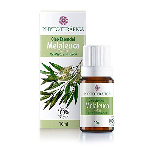 Óleo Essencial Tea Tree Melaleuca 10ml Phytoterápica