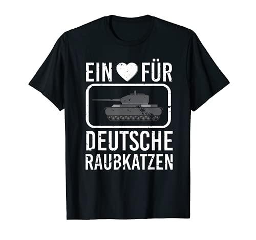 Panzer division Armee Tank - Tanque para los depredadores alemanes Camiseta