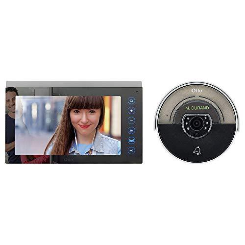 Otio–Portero automático con cámara (efecto espejo, con memoria interna–2cables)