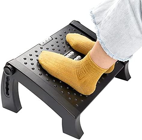 Top 10 Best footrest ergonomic massage Reviews