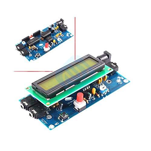 1Pcs Ham Radio Essential CW Decoder Morse Code Reader Morse Code Translator Ham Radio Accessory DC7-12V/500mA