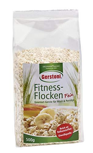 Gerstoni Fitness-Flocken fein, Gerstenflocken (1 x 500 g)