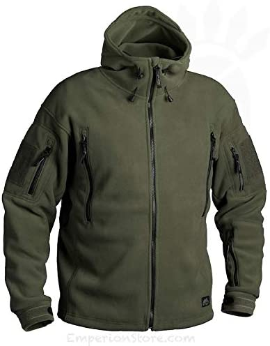 Helikon Men's Patriot Softshell Tactical Jacket Indianapolis Mall Spasm price Fleece Se Double