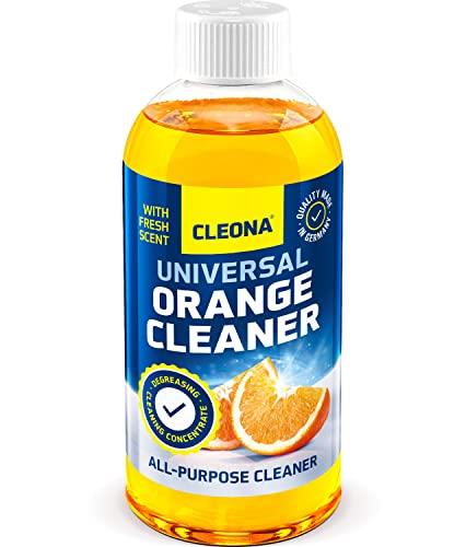 Orangenreiniger Konzentrat 500ml Reinigungsmittel - universaler Fettlöser für den Haushalt