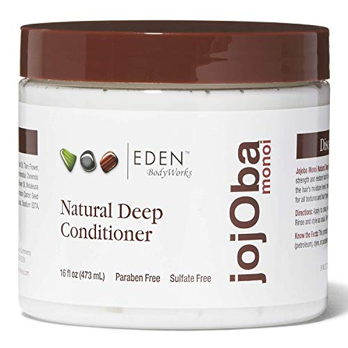 EDEN BodyWorks JojOba Monoi Deep Conditioner, 16oz