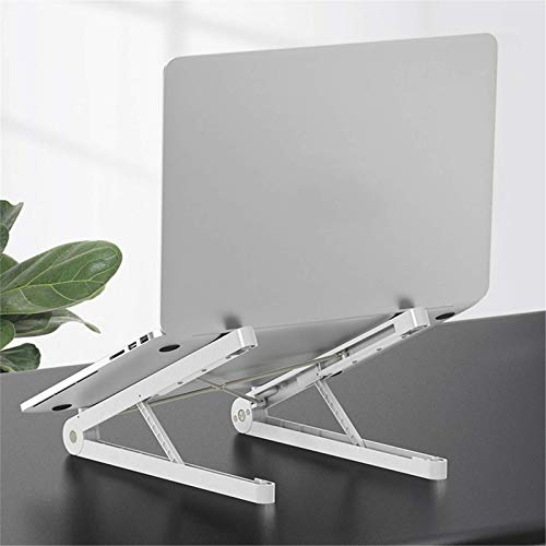 Laptop Computer StandsPortable Laptop Stand Foldable Adjustable Non-slip Notebook Holder TabletAdjustable Portable