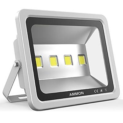 LED Flood Light 200W/400W Silver