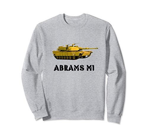 Tanque Abrams M1 - Guerra de Vietnam USA Sudadera