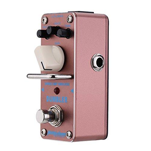 Doolland ADR-3 Dumbler Amp Simulator Mini pedal de efecto de guitarra eléctrica...