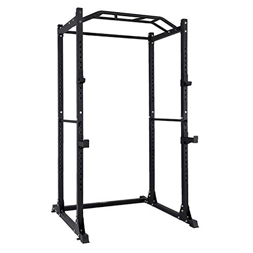 AMGYM Power Rack Power Cage Workout Station Home Gym for Weightlifting...