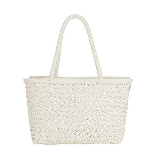 Parfois - Bolso Shopper Artic 2 - Mujeres - Tallas M - Blanco
