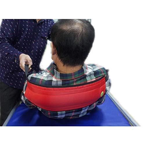 Andadores para discapacidad Andador para Ancianos Movilidad Cuidador Asistencia Posicionamiento Limitada acogedora Cama Elevación Paciente Honda de la Banda de Transferencia con manijas