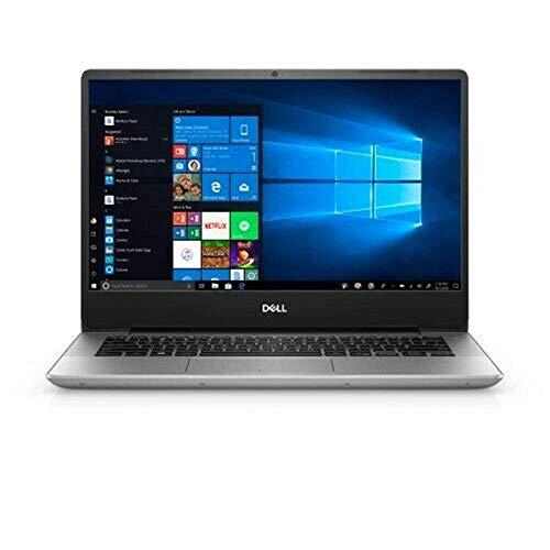 2019 Dell Inspiron 5000 14' FHD Laptop Computer, AMD Ryzen 5 3500U Quad-Core Up to 3.7GHz, 8GB DDR4 RAM, 256GB PCIe SSD, 802.11ac WiFi, , Silver, Windows 10 Home (Renewed)