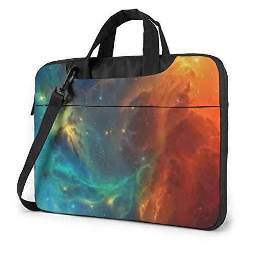 Portable Laptop Bag Sleeve Briefcase Space Tyler Worlds Star Laptop Sleeve Case 15.6 Inch Computer Tote Bag Shoulder Messenger Briefcase