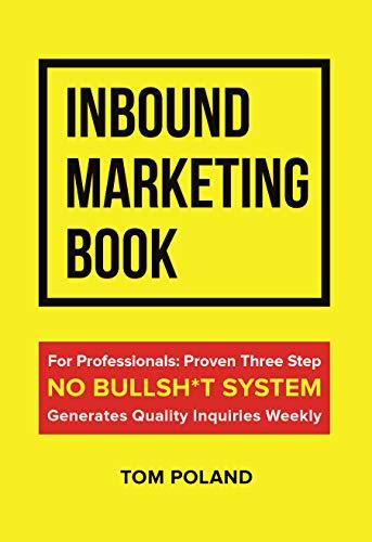 Inbound Marketing Book (English Edition)