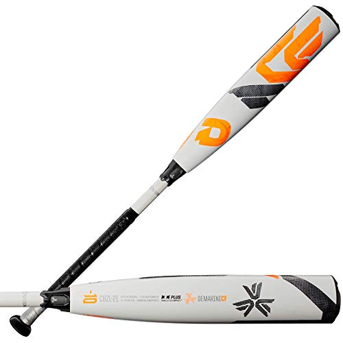 DeMarini CF 10 USSSA Baseball Bat 2 3/4quotquot Barrel  30quotquot/20oz Black WTDXCBZ 203021
