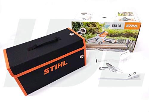 Stihl GTA 26 - Cortador de Aceite con batería AS 2 y Cargador AL 1