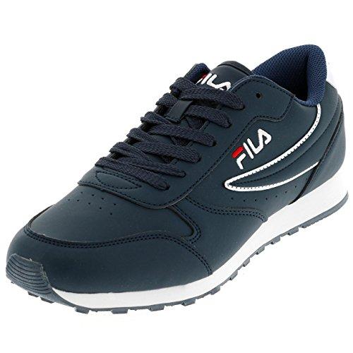 FILA Orbit men Herren Sneaker, Blau (Dress Blue), 47 EU
