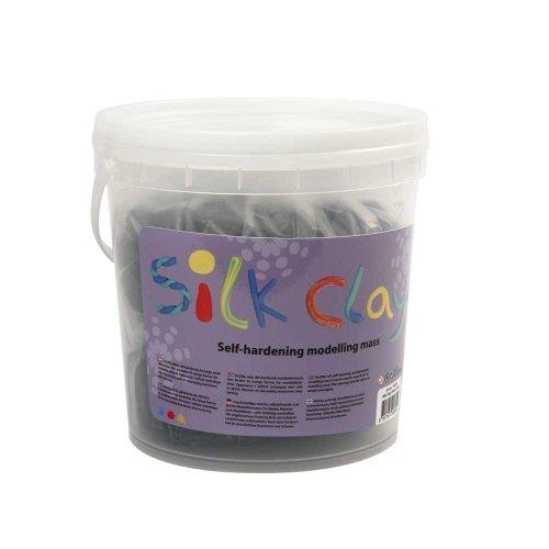 Silk Clay®, schwarz, 650g