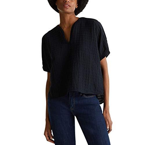 ESPRIT Boxy-Bluse, 100% Organic Cotton