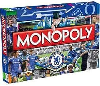 Juego de mesa Monopoly Chelsea FC Edition.: Amazon.es: Bebé