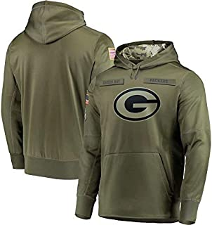 green bay packers salute to service hoodie