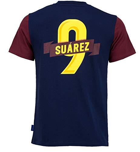 FC Barcelona T-shirt Barça, Luis Suarez, officiële collectie, kindermaat, jongens