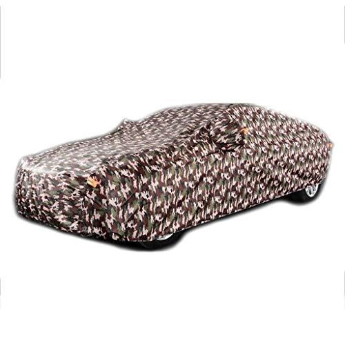 Autoplanen & Garag Kompatibel mit Audi A4 A5 A6 A7 A8 Auto Full Hood Manor wasserdichtes Tuch wasserdichten Auto-Abdeckung Sonnenschutz Ganzkörperabdeckung ( Color : Multi-colored , Size : A6 )