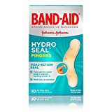 Band-Aid Brand Hydroseal Finger Adhesive Bandages...
