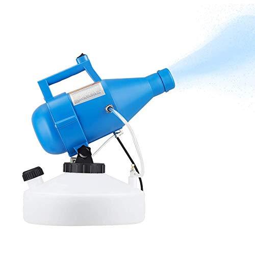 TTLIFE 4,5 l Desinfektions Maschine Industrie, Nebelzerstäuber, elektrische intelligente ULV-Sprüher-Moskito-Killer-Nebelgerät-Desinfektion für die Innen- und Außenhygiene