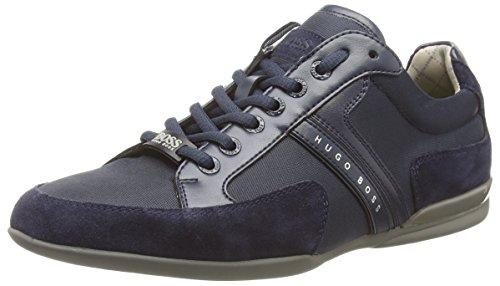 BOSS Herren Spacit 10167195 01 Low-Top, Blau (Navy 417), 41 EU