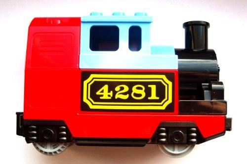 Lego Duplo Westernlok Lokomotive Eisenbahn Bahn Zug