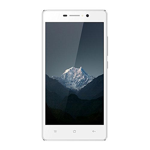 ECHO Smart Smartphone entsperrt 4G 11,4 cm (5 Zoll – 8 Go – Dual-Mikto-SIM – Android) weiß
