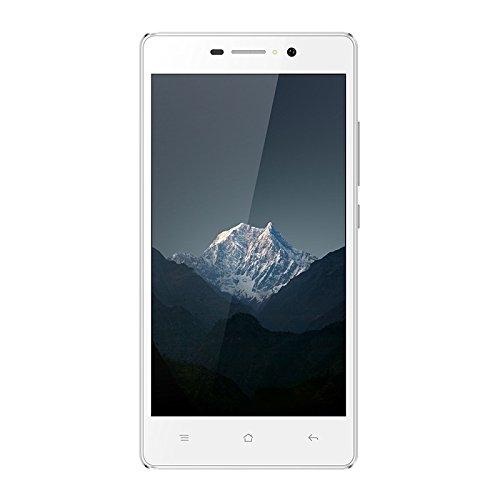 ECHO Smart Smartphone entsperrt 4G 11,4cm (5Zoll–8Go–Dual-Mikto-SIM–Android) weiß