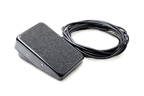 NOVA TIG Welding Foot Pedal, anti-slip grip, Compatible with ESAB, 8-pin plug