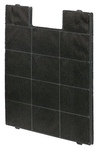 Carbonfilter/Kohlefilter FWK-280 für Dunstabzugshaube AMICA OKC, MASTERCOOK WK-Proteus, ZELMER (280x230x10) - Dunstabzugshaubenzubehör