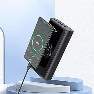 LASCLE 20000 mAh Portable Charger (Black)