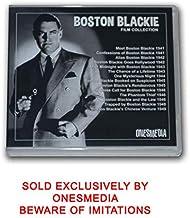 BOSTON BLACKIE FILM COLLECTION BOX SET - 14 MOVIES - 7 DVD