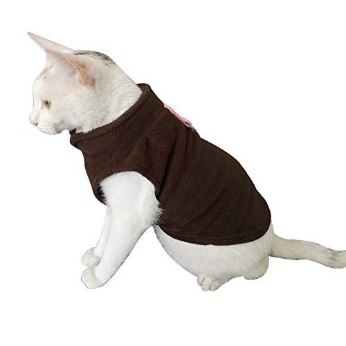 HundeKleidung Warm Hoodies Mantel Hundejacke Hündchen Pullover Mantel Haustier Welpen T-Shirt