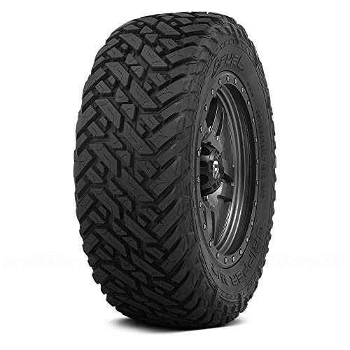 FUEL GRIPPER 35X12.50R20 125Q Tire - M/T Series, All Season, Truck/SUV, All Terrain/Off Road/Mud