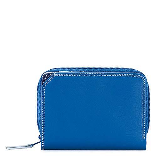 My walit - Portafoglio piccolo donna Blu - 226-130.Denim - UNICA, blu