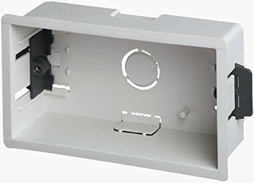 Extra Tiefe Dry Fütterung zurück, Box/Unterputzdose Gerätedose–Objektbereich–Tiefe 47mm