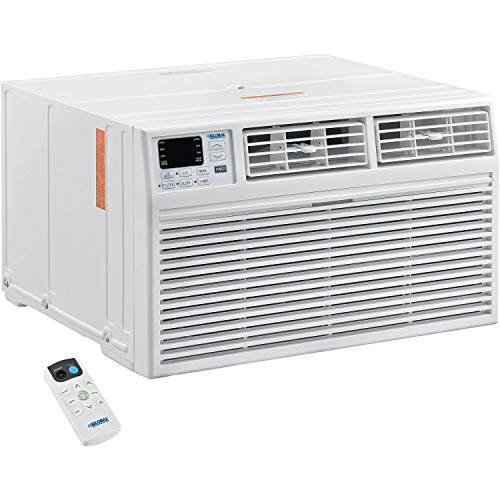 14,000 BTU Through The Wall Air Conditioner, Cool Only, 208/230V