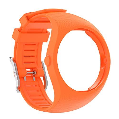 unknows - Correa de repuesto de silicona para reloj inteligente – Polar M200