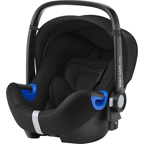 Britax Baby-Safe I-Size 0 + (0 – 13 kg ; 0 – 15 mois) Noir Siège pour Voiture