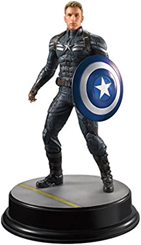 1 9 Drachen Action Hero Vignette Serie Captain America Winter Soldier Captain America Spezialversion (lackiert kit)