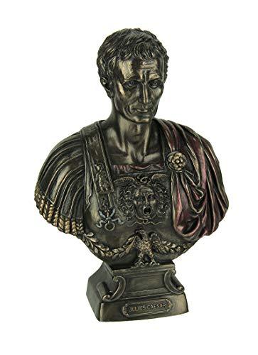 Unbekannt Veronese Harz Statuen Julius Caesar Brustumfang Figur