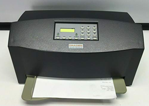 Why Should You Buy CRADEN DP9 Dual Serial USB PASSBOOK Printer