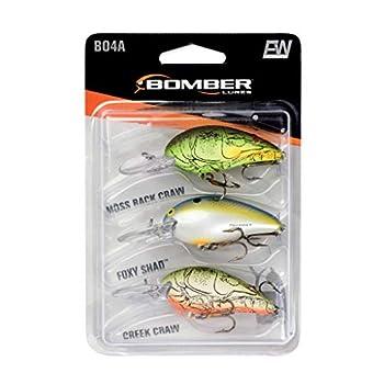 Bomber Triple Threat 3 Pack Multi 5/16 oz