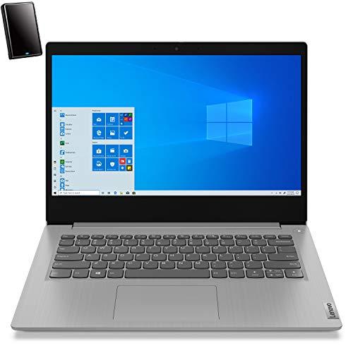 Lenovo IdeaPad 3 14' FHD Laptop Computer_ Intel Quad-Core i5 1035G1 (Beats i7-8665U)_ 8GB DDR4 RAM_...